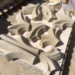 Hibbitt Masonry carved tracery