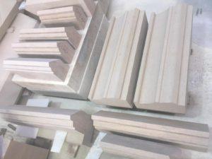 Supply only stonework