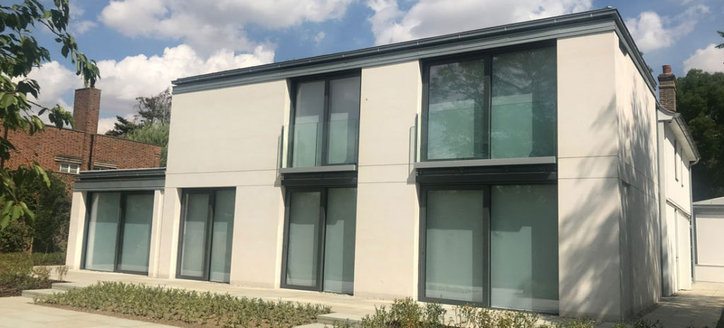 New Build House